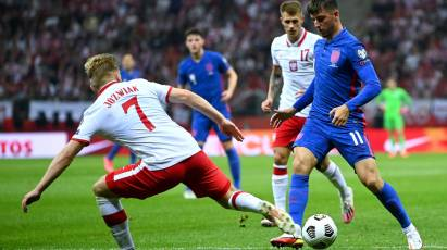 Jozwiak Called Up To Poland Squad For October Internationals