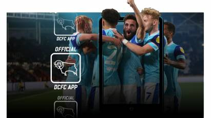 The Official Derby County App: Download Now!