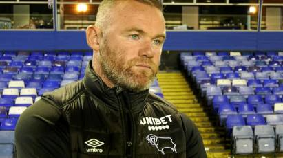 Rooney Reacts To Birmingham Loss