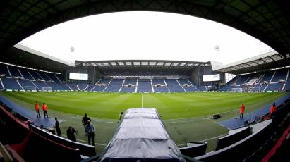 Williams Handed Full League Debut For West Brom Clash