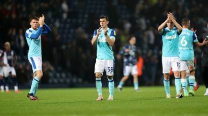 Match Gallery: West Bromwich Albion 0-0 Derby County