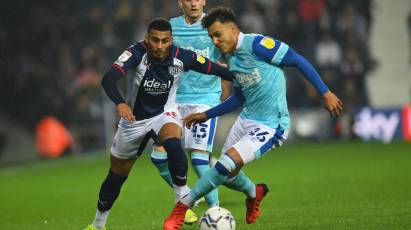 FULL MATCH REPLAY: West Bromwich Albion Vs Derby County