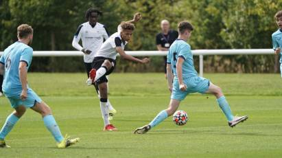 Under-18s Set For Premier League Cup Action This Weekend