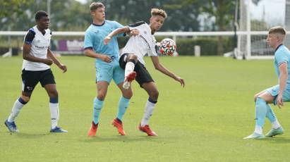 Under-18s Draw 1-1 With Reading In Premier League Cup Opener