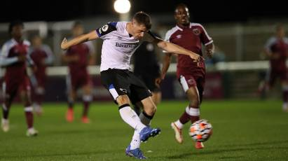 Stretton At The Double As Under-23s Defeat West Ham In PL2