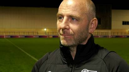 Lyons Delighted To Get First Under-23s Win On The Board