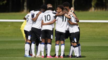 Under-18s Forced To Settle For A Point At Burnley