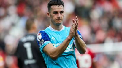 Lawrence Believes Derby's Supporters Can Play Huge Part Against Reading