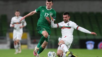 Knight Recalled To Republic Of Ireland Squad For October Games
