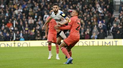 FULL MATCH REPLAY: Derby County Vs Swansea City