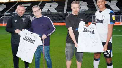 Rams Support 'Do One Thing' Campaign To Mark World Mental Health Day