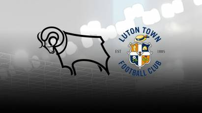 Still Time To Secure Your Seat For Derby's Midweek Clash With Luton