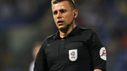 Smith To Take Charge Of Derby's Visit To Preston North End