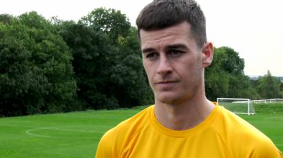 Lawrence Determined To Earn Positive Result Against Preston