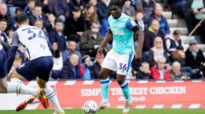 Rams Dominate But Forced To Settle For A Point Against Preston North End