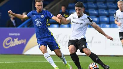 Under-23s Fall To Late Defeat At Chelsea
