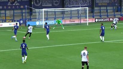 Under-23s Highlights: Chelsea 2-0 Derby County