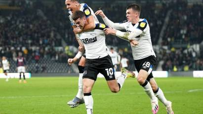 HIGHLIGHTS: Derby County 2-2 Luton Town