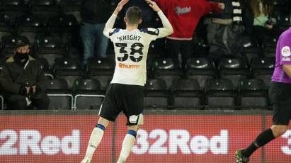 Knight Pleased To Score But Frustrated To Draw