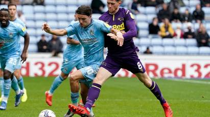 FULL MATCH REPLAY: Coventry City Vs Derby County