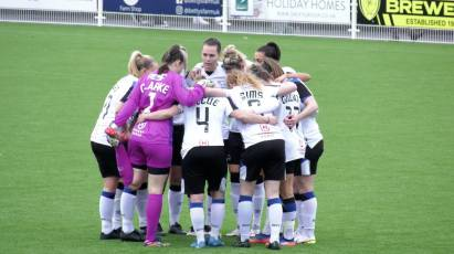 Women's Highlights: Derby County 0-0 West Bromwich Albion