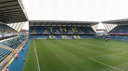 Pay On The Day At Millwall