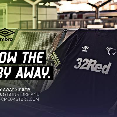 eaa4548f4e8 Rams Launch New 2018/19 Umbro Away Kit - Blog - Derby County