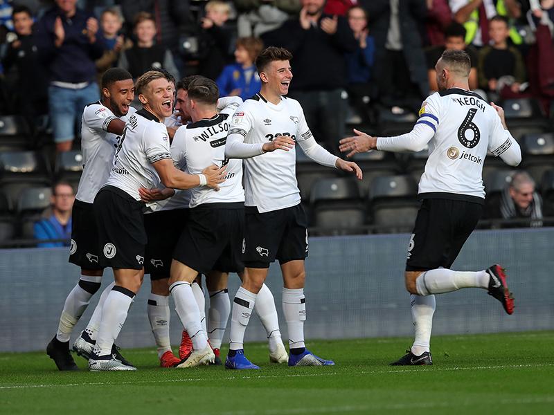 a1f50beba2f Derby County 2-1 Sheffield United - Blog - Derby County