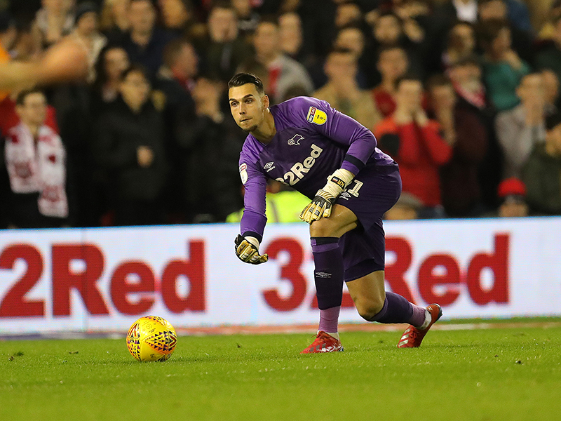 Nottingham Forest 1-0 Derby County - Blog - Derby County