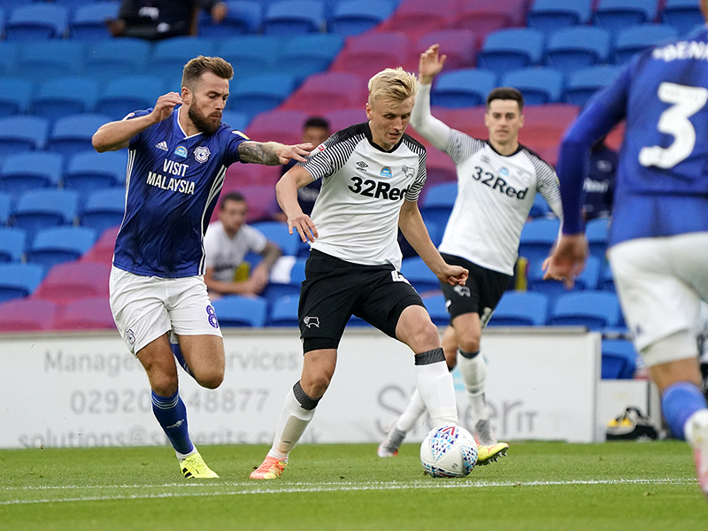 cardiff city vs derby county - photo #1