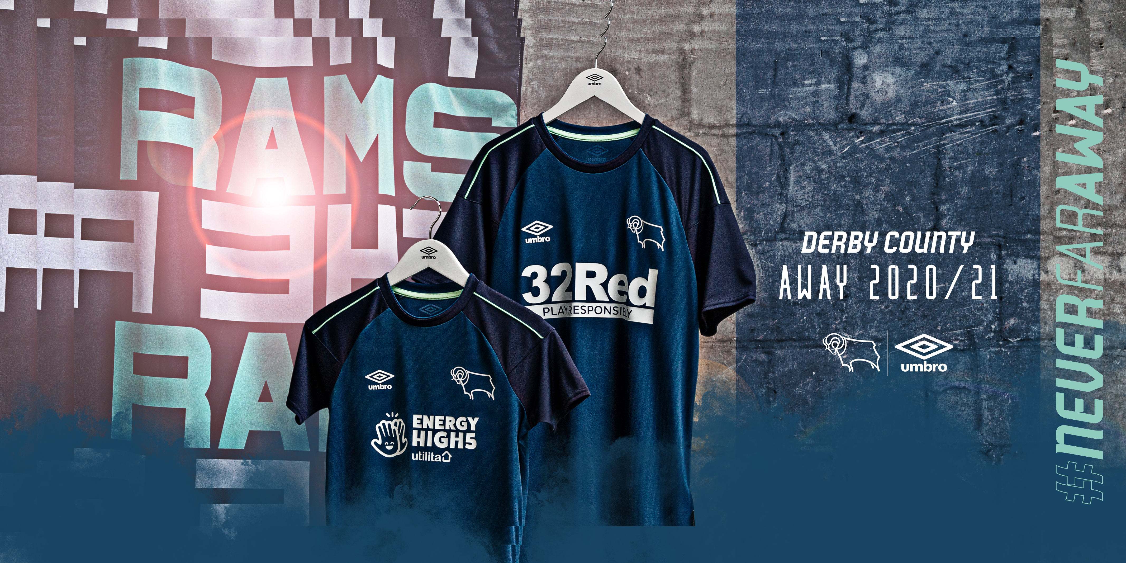 Derby County 2020 21 Away Kit Revealed Blog Derby County