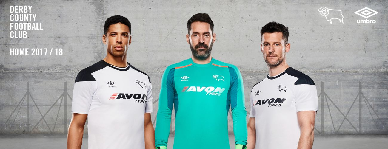 Rams Launch 2017 18 Home Kit Blog Derby County