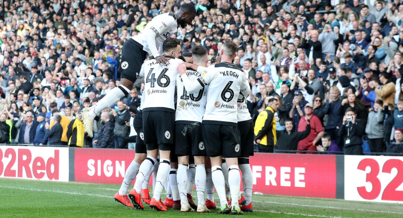 24974464178 Derby s  Super Six  Creates Pride Park History - Blog - Derby County