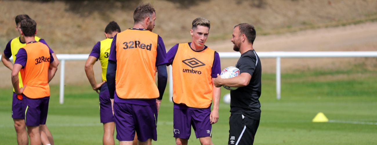 Family Feel Key To Creating Successful Squad' - Blog - Derby County