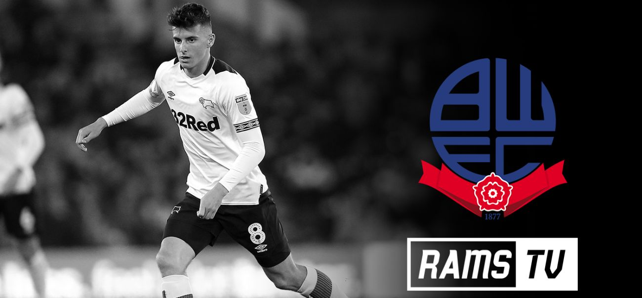 b146b2d0 Derby Vs Bolton Available to Watch On RamsTV Outside The UK - Blog ...
