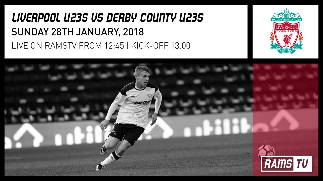 Watch Our Under-23s Take On Liverpool!