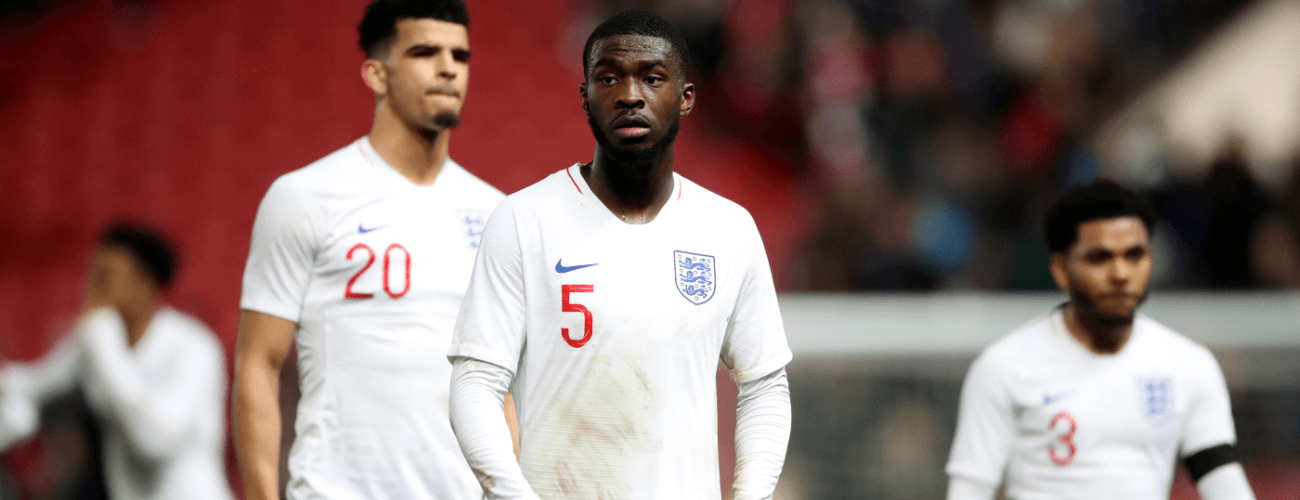 Tomori MOTM for England U21s TomoriEnglandBanner-3