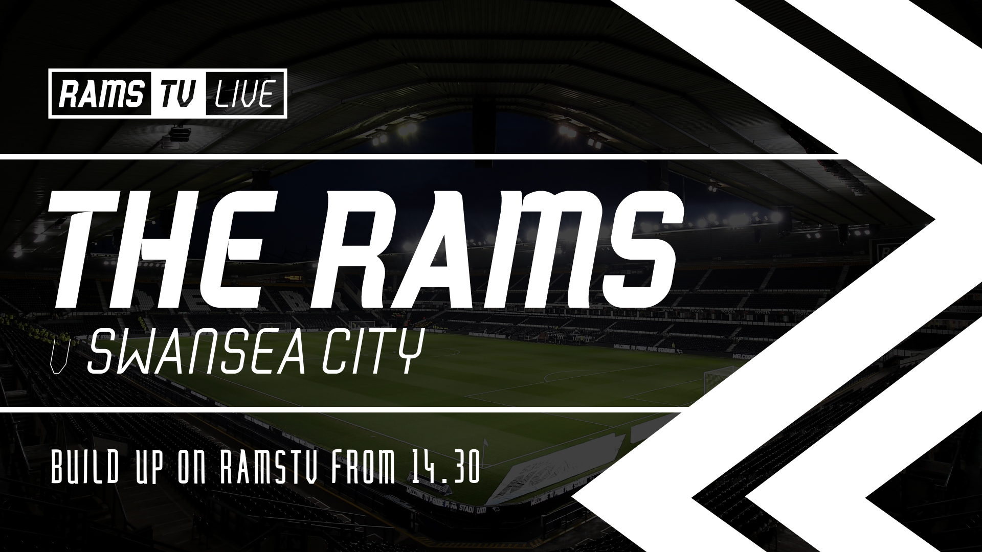 Matchday Prices Confirmed For Swansea Clash - Blog - Derby County